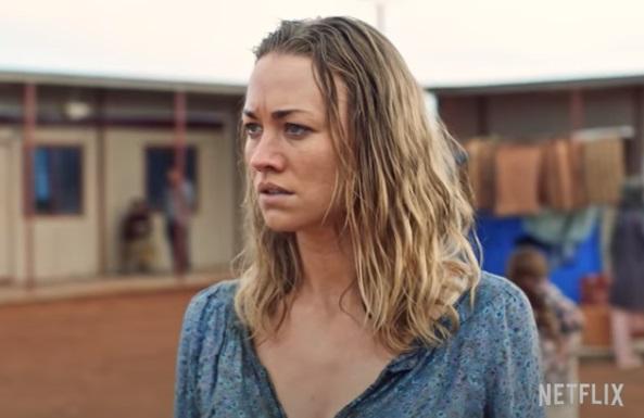 Netflix 2020 Series: Stateless - Trailer Actress Yvonne Strahovsky