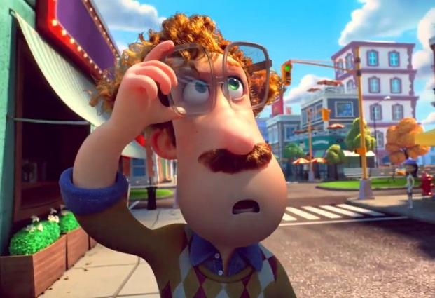 GrubHub Perks Animated Commercial