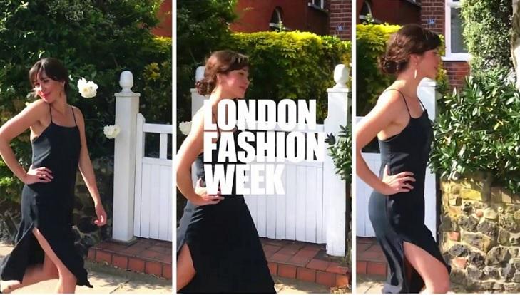 John Lewis Advert - London Fashion Week