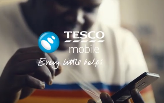 Tesco Mobile TV Advert
