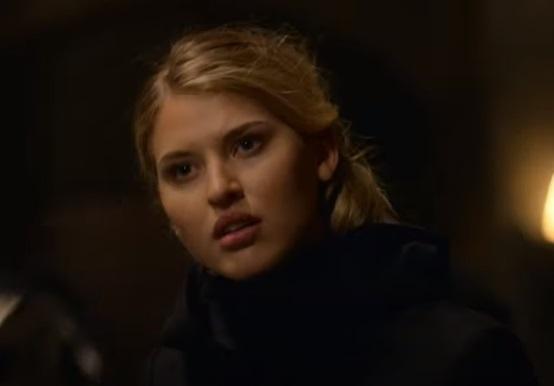 Netflix 2020 Series: The Order Season 2 - Actress