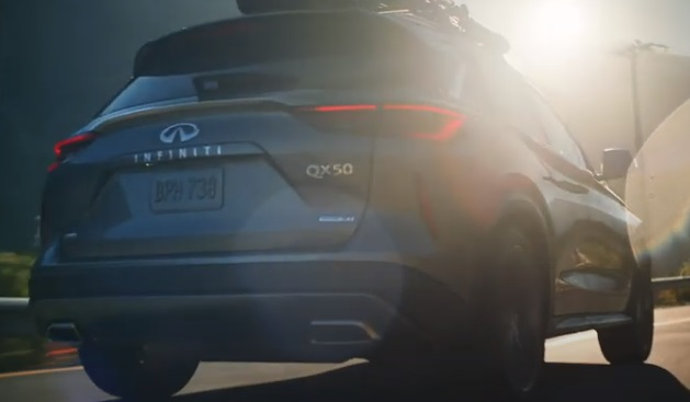 INFINITI QX50 Summer Event Commercial