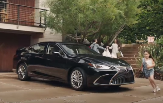 Lexus Golden Opportunity Sales Event Family Going On Day Trip Commercial Song