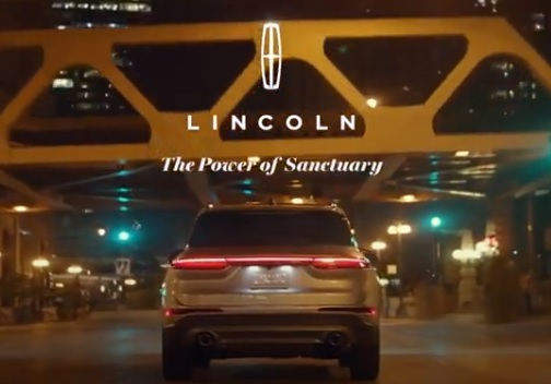 Lincoln Corsair Night Ride Commercial