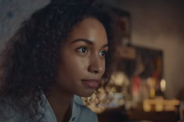 Samsung Galaxy Note20 Curly Girl Commercial - Actress