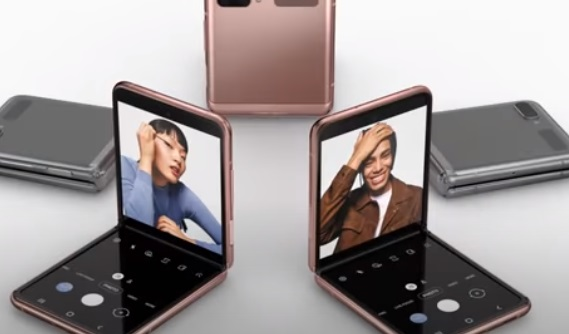Samsung Galaxy Z Flip 5G Commercial