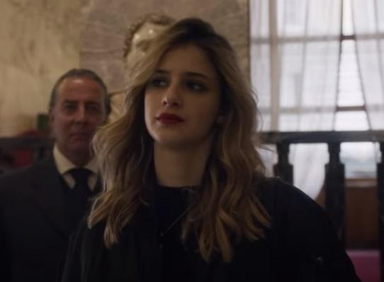 Netflix Series: Baby Season 3 - Trailer Actress