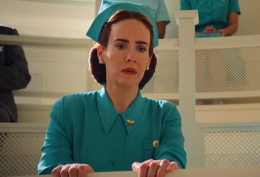 Ratched Movie Trailer - Actress Sarah Paulson