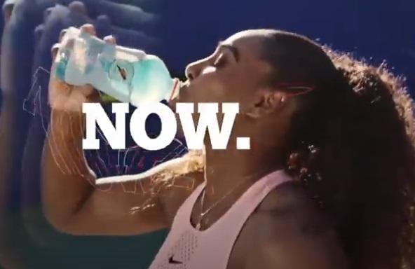 Gatorade Serena Williams Commercial