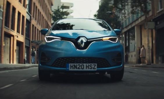 New Renault ZOE Commercial / Advert