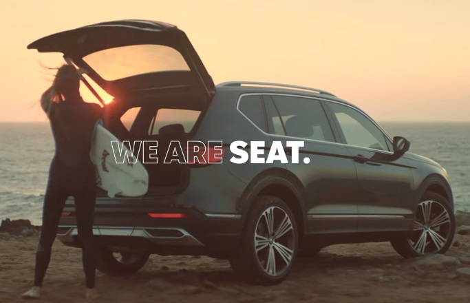 SEAT Commercial - We Are Seat