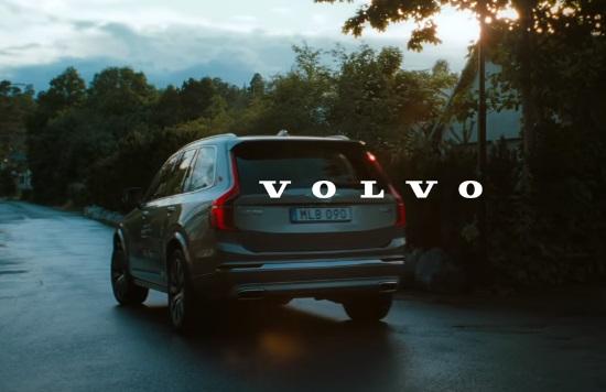 Volvo XC90 Cross Traffic Alert Commercial