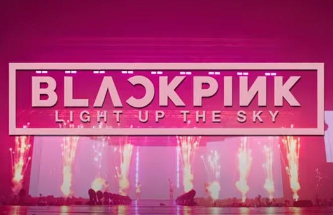 Blackpink: Light Up The Sky - Netflix Movie Trailer