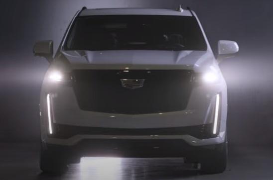 Cadillac Escalade James Blake Commercial