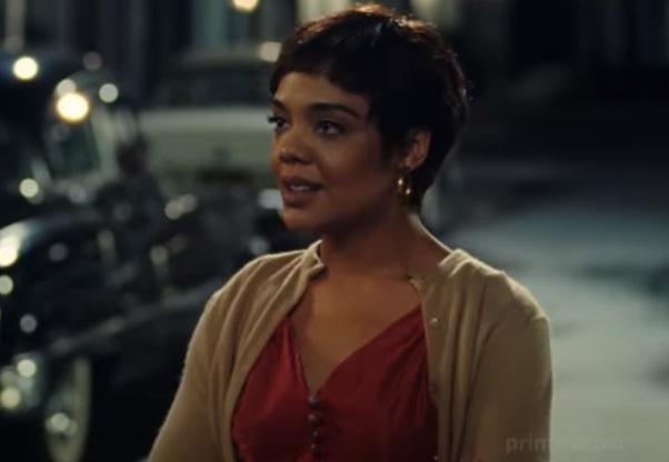 Amazon Prime Movies: Sylvie's Love - Trailer Actress Tessa Thompson
