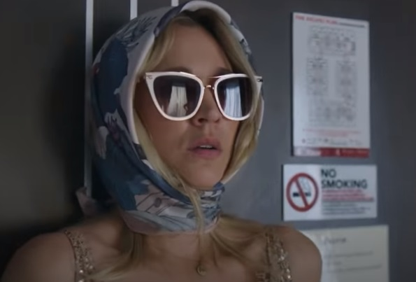 HBO Max Series: The Flight Attendant - Trailer Actress Kaley Cuoco