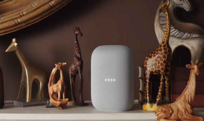 Google Nest Audio Smart Speaker Commercial - Giraffe Room