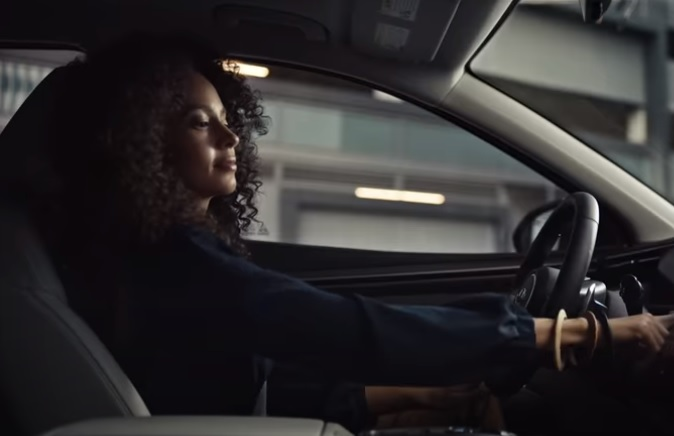 2022 Hyundai Tucson Commercial Curly Girl