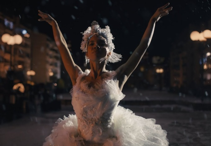 Amazon Christmas Ballerina Commercial / TV Advert