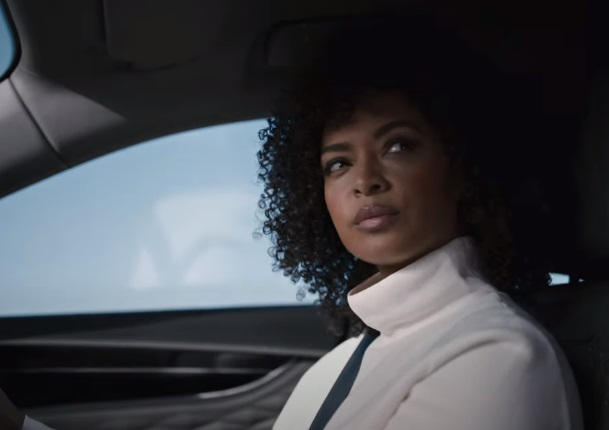 Bentley Flying Spur Curly Girl Commercial