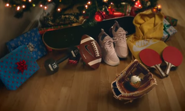 DICK'S Sporting Goods Christmas Commercial