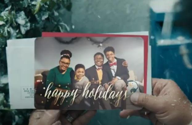 Vistaprint Christmas Un-regiftable Commercial