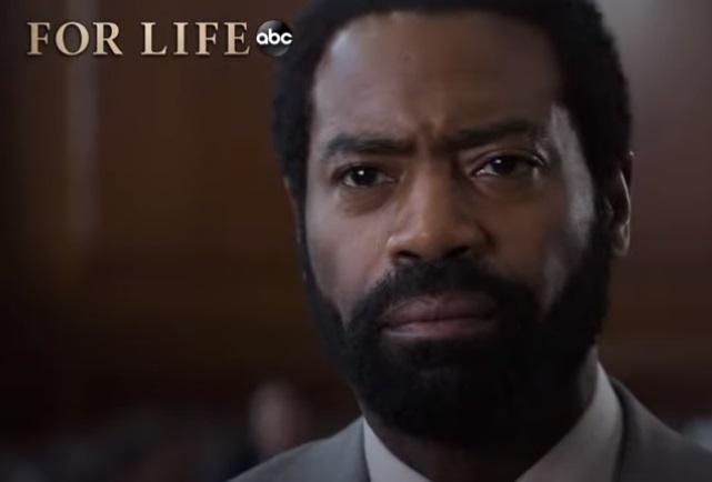 ABC Series: For Life Season 2 - Trailer Actor
