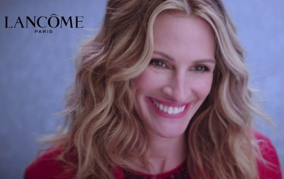 Lancôme Christmas Commercial / Advert - Feat. Julia Roberts