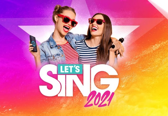 Let's Sing 2021 - Nintendo Switch, PS4, and Xbox One.