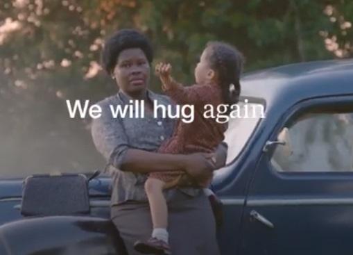 Zalando Hugs Christmas Commercial / Advert / Werbung Weihnachten