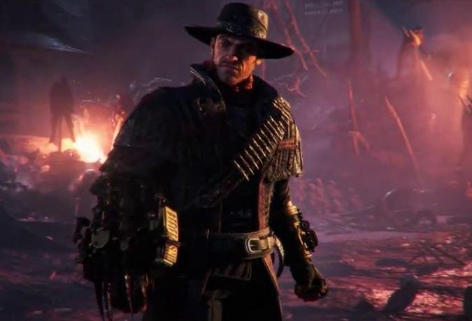 2021 Games: Evil West - Trailer