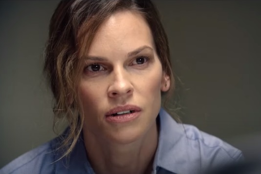 Fatale (2020 Movie) - Actress Hilary Swank