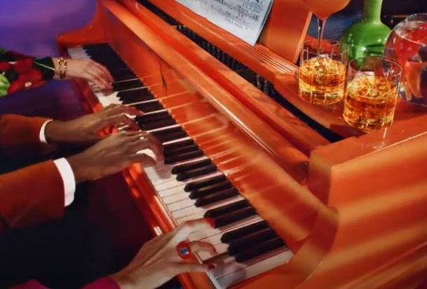 Glenmorangie Whisky TV Advert Piano