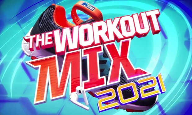 The Workout Mix 2021 Album