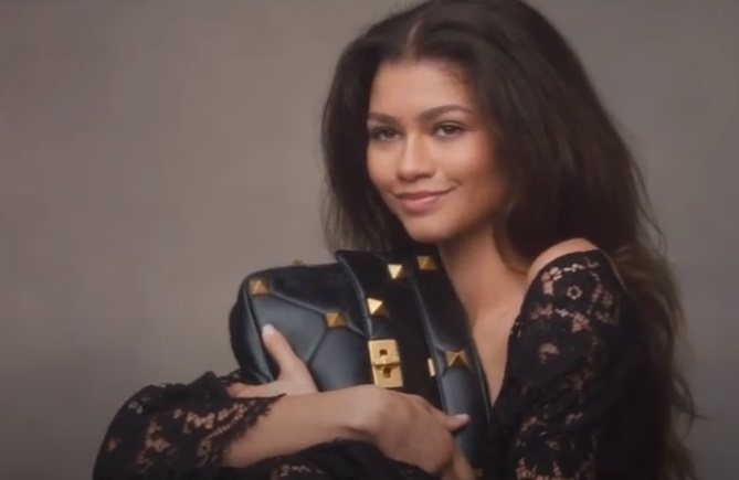 Valentino Zendaya Commercial Song