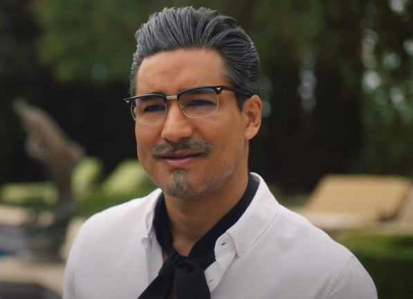 KFC and Lifetime's A Recipe for Seduction Commercial - Mario Lopez stars as Colonel Sanders
