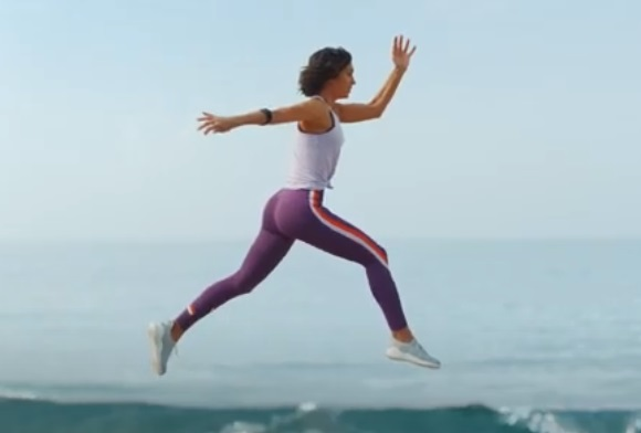 NordicTrack FreeStride Trainer Commercial Girl