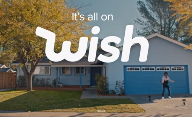 Wish Commercial - It's All on Wish