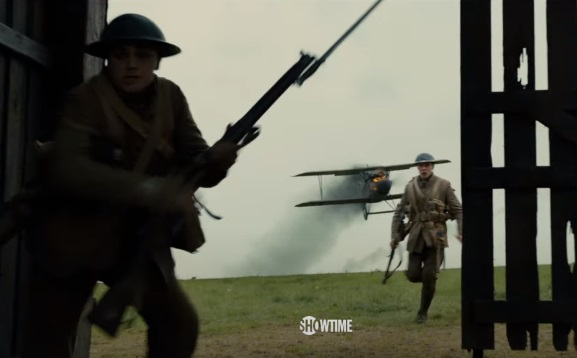 Showtime 2021 Upcoming Movies - 1917
