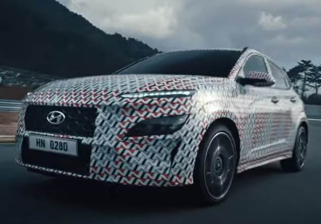 Hyundai Kona N Commercial