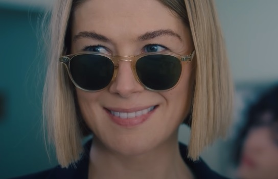I Care a Lot (Trailer Netflix) - Feat. Actress Rosamund Pike