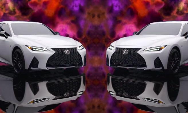 Lexus IS Sport Sedan Commercial