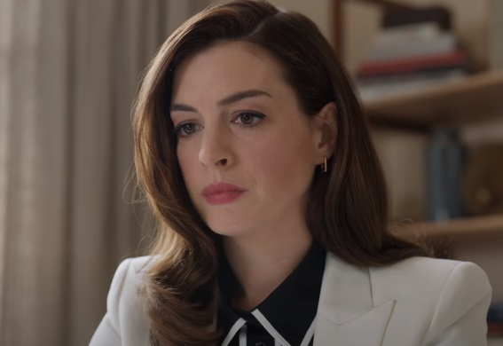 HBO Max Movies: Locked Down - Trailer Actress Anne Hathaway
