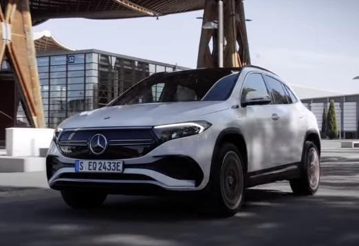 Mercedes-Benz EQA Commercial