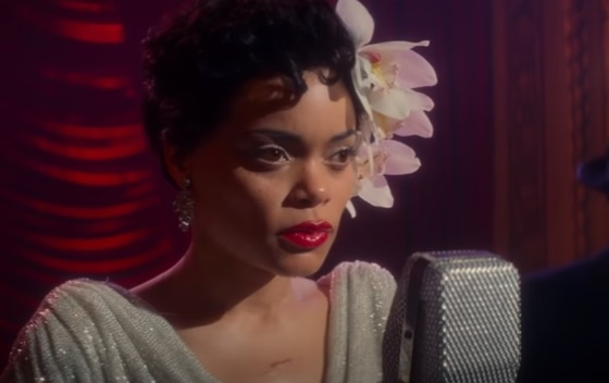 Hulu Movies: The United States vs. Billie Holiday - Trailer Actress Andra Day