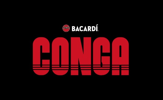 Bacardi CONGA Is Coming Commercial Song