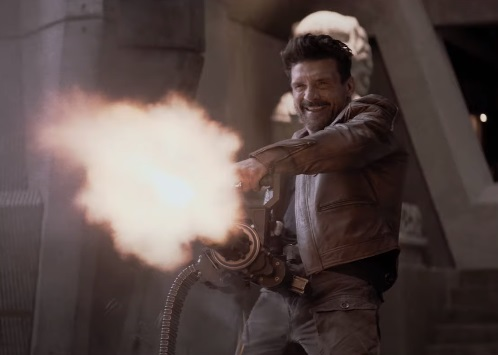 Hulu Movies: Boss Level - Trailer Actor Frank Grillo