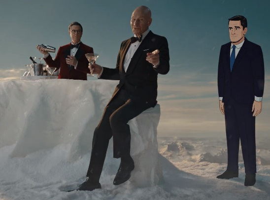 Paramount+ Super Bowl Commercial - Feat. Sir Patrick Stewart