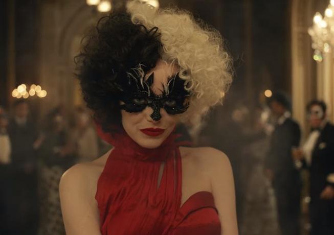 2021 Movies: Cruella - Actress Emma Stone