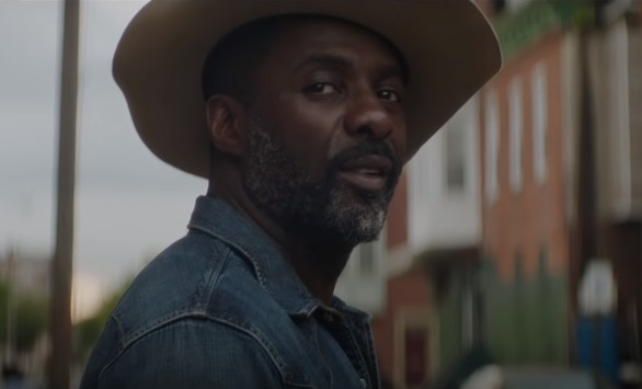Netflix 2021 Movies: Concrete Cowboy - Actor Idris Elba